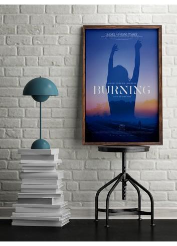Burning 02 Poster (50x70)