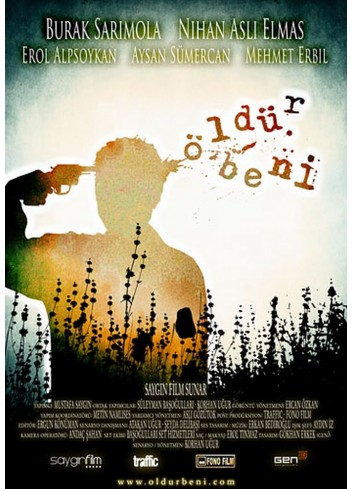 Öldür Beni (Dvd)