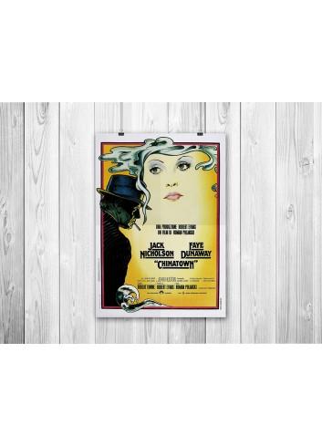 Chinatown Vintage Poster 35X50