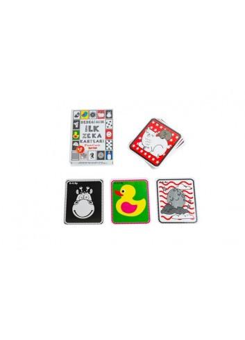 DiyToy Bebeğimin Ilk Zeka Kartları (Flash Kart)