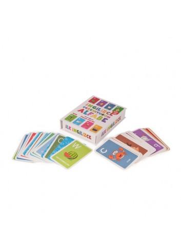 DiyToy İlk İngilizce Hafıza Kart