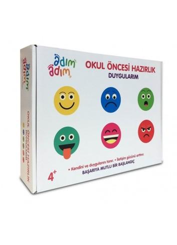 Okul Oncesi Hazirlik - Duygularim
