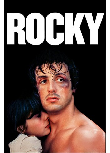 Rocky Series 01 Poster 35X50