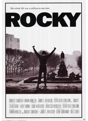 Rocky Series 02 Poster 35X50