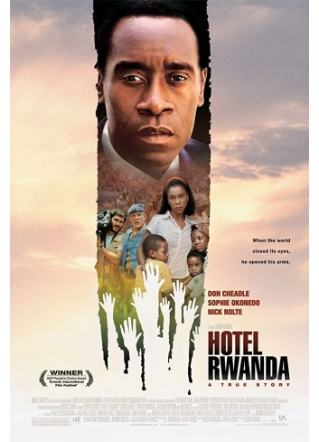 Ruanda Oteli (Dvd)