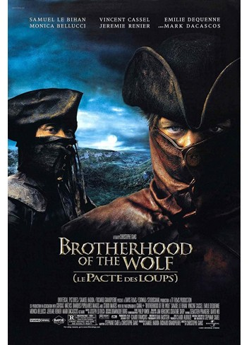 Brotherhood of the Wolf (Dvd)