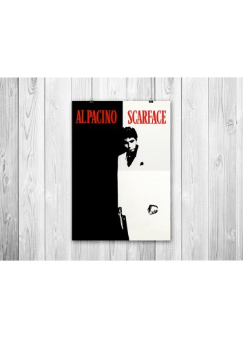 Scarface Poster 35X50