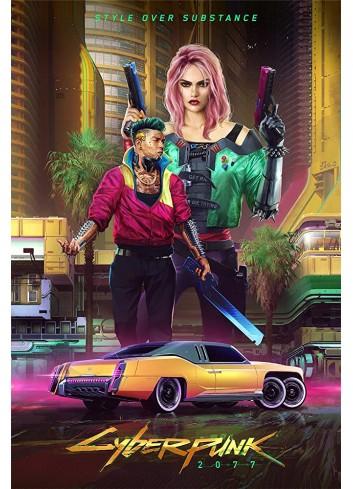 Cyberpunk 2077 (Dvd)
