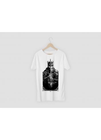 Dead Viking Men's White T-Shirt
