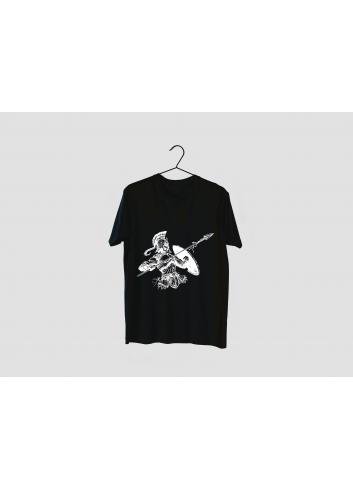 Truva Tasarım Erkek Siyah Tişört