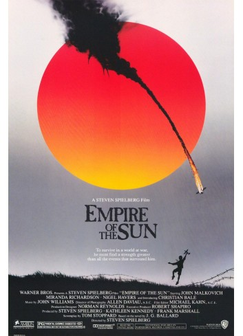 Empire Of The Sun Poster 35X50