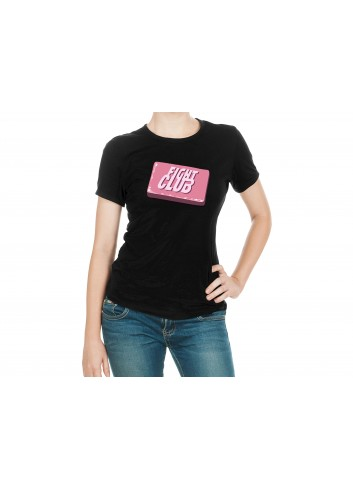 Fight Club Soap Women's Black T-Shirt