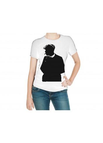Peaky Blinders Women's White T-Shirt