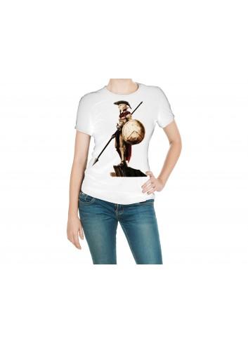 300 Women's White T-Shirt