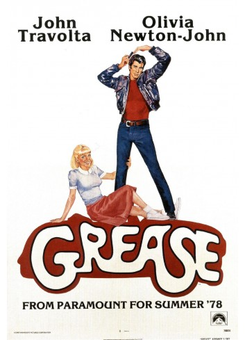 Grease Poster 35X50