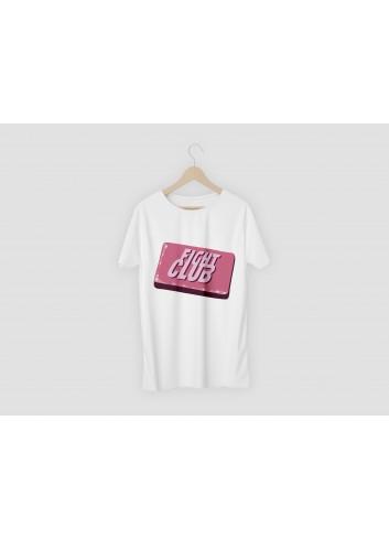 Fight Club Soap Men's White T-Shirt