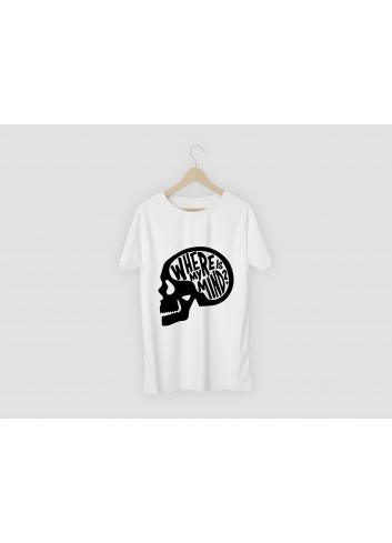 Fight Club Where is My Mind? Men's White T-Shirt