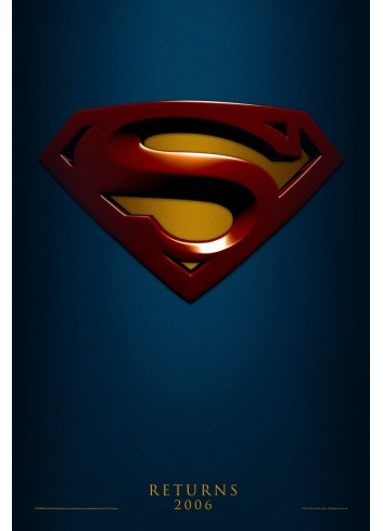 Superman Returns 01 Poster 35X50