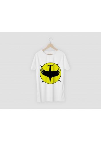 Zagor Logo 01 Men's White T-Shirt