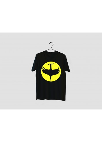 Zagor Logo 01 Men's Black T-Shirt