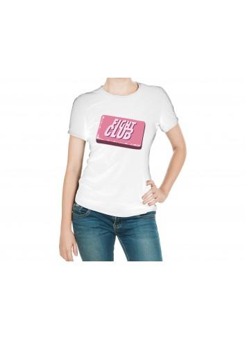 Fight Club Soap Women's White T-Shirt