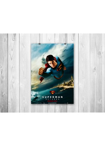 Superman Returns 02 Poster 35X50