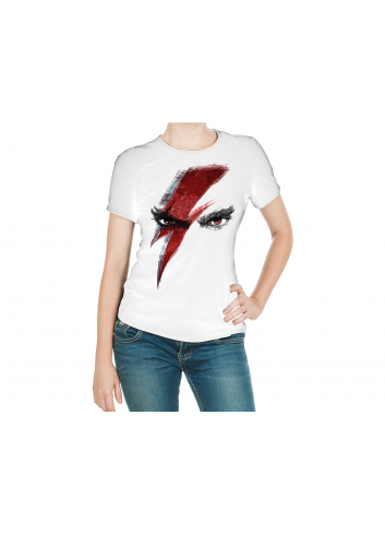Kratos 01 Women's White T-Shirt