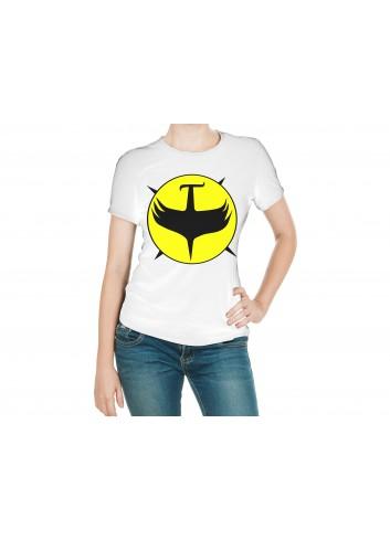 Zagor Logo 01 Women's White T-Shirt