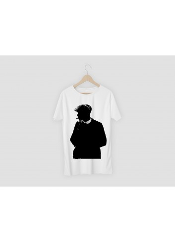Peaky Blinders Men's White T-Shirt
