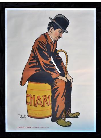 Chaplin Poster 35X50