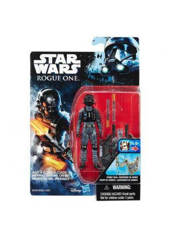 Star Wars Imperial Ground Crew Figür B7072