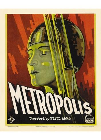 Metropolis Poster 35X50