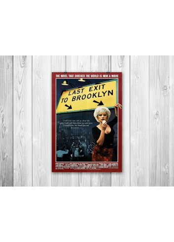 Last Exit To Brooklyn Poster 35X50