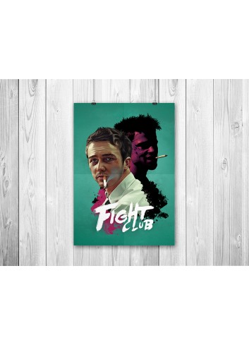 Fight Club Poster 35X50