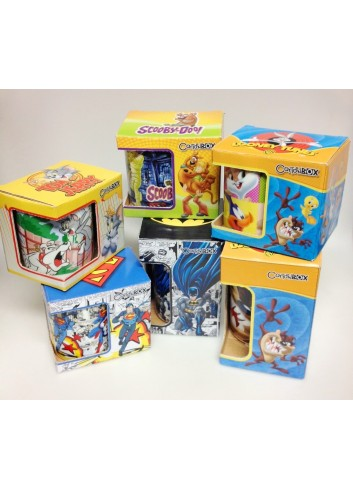 Scooby Doo Mug Cartoonbox