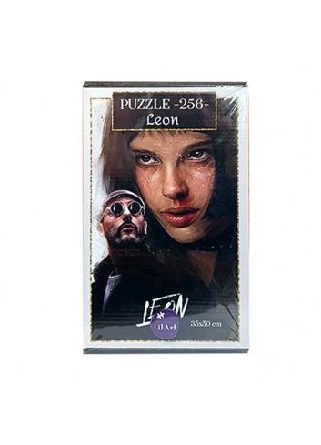 Leon Puzzle 256 Frame