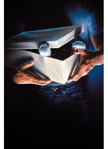 Gremlins Poster 35X50