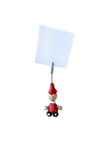Pinocchio Paper Holder
