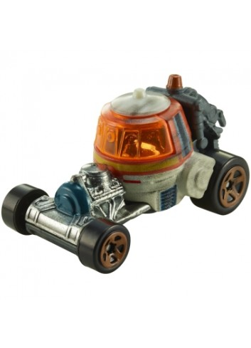 Hot Wheels Star Wars Chopper Character Car