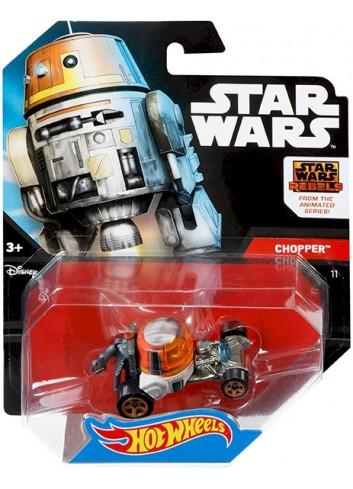 Hot Wheels Star Wars Chopper Karakter Arabası