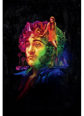 Inherent Vice Poster 35X50