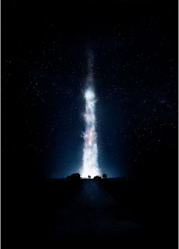 Interstellar Poster 35X50