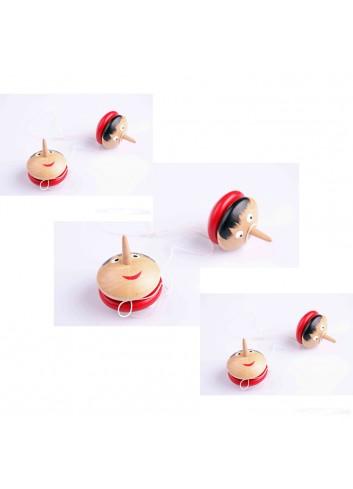 Nani Toys Wooden Pinocchio Yoyo Set (100 Pieces)