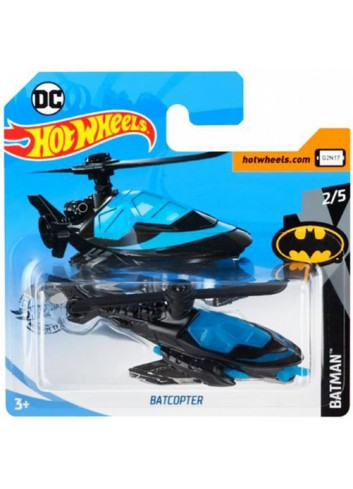 Hot Wheels Batcopter