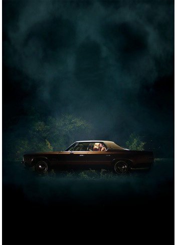 It Follows Poster 35X50
