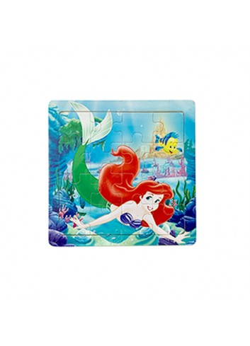 Little Mermaid Mini Jigsaw Puzzle (100 Pieces)