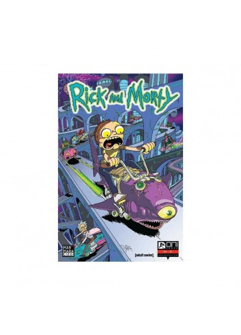 Rick and Morty 7 (Comic Book)