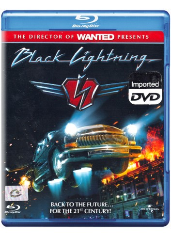 Black Lighting (Blu-Ray)