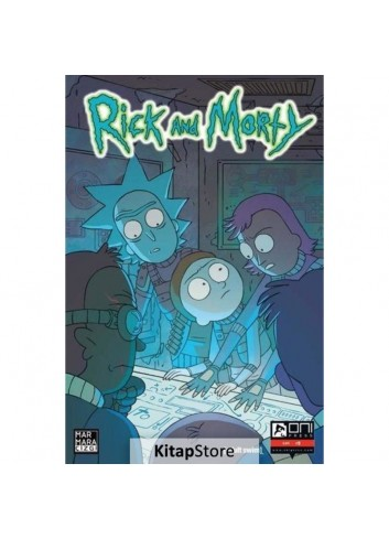 Rick and Morty 9 (Comic Book)