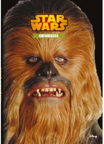 Disney Star Wars - Chewbacca Coloring and Play Book (Turkih Book)
